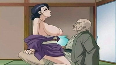 Hentai Wet-nurse Begs Brother To Cum Inside Her Pussy