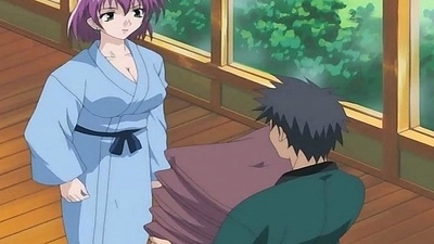 Anime Mother Swallows Scions Cum In Her Frowardness