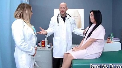 Hot Patient (payton west) And Pollute In Sex Experiences video-22