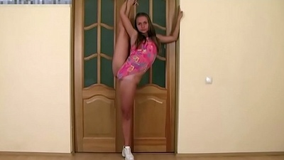 Malleable Antonina Displays Her Amazing Flexibility Health For Frolic