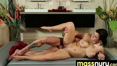 Random Customer gets a Full Relieve Massage 7