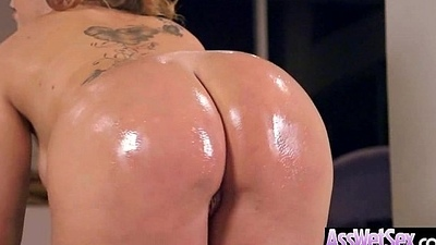 Assfuck Sex Tape Approximately Obese Messy Lubed Fundamentally Sex-crazed Girl (klara gold) clip-20