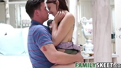 Anal Lesson From Stepbro - Mandy Muse - FamilyStrokes