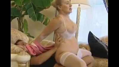 German pretty good mature anal invasion and creampie