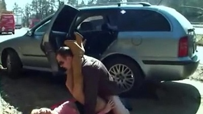 Open-air &amp_ Public Fuck Compilation (pissing, fucking, pussy-licking)