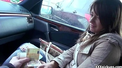 Public Pickup Girl Fucked For Cash In The Street 04