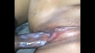 asian wife creamy vagina