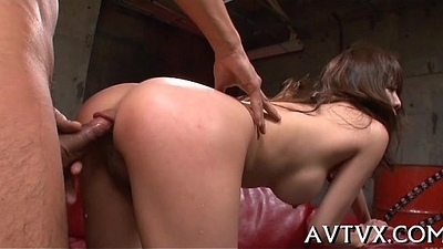 Gung-ho down in the mouth blowjob from down in the mouth oriental