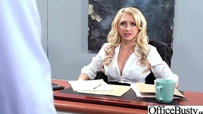 (alix lynx) Chunky Pair Girl Get Hardcore Intercourse In Office vid-01