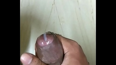 Desi Indian Chennai tamil boy shagging and obese cumshot
