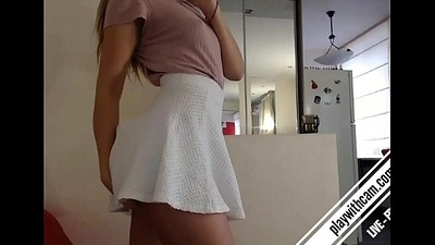 Can you guess what isolated slay rub elbows with skirt? full video tally playwithcam.com