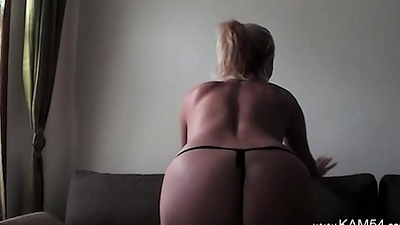Kam54 - Horny Milf Exposes Herself On Livecam